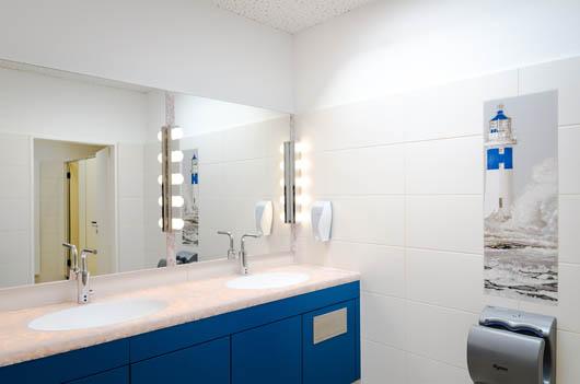 Innenarchitektur Horumersiel-WC